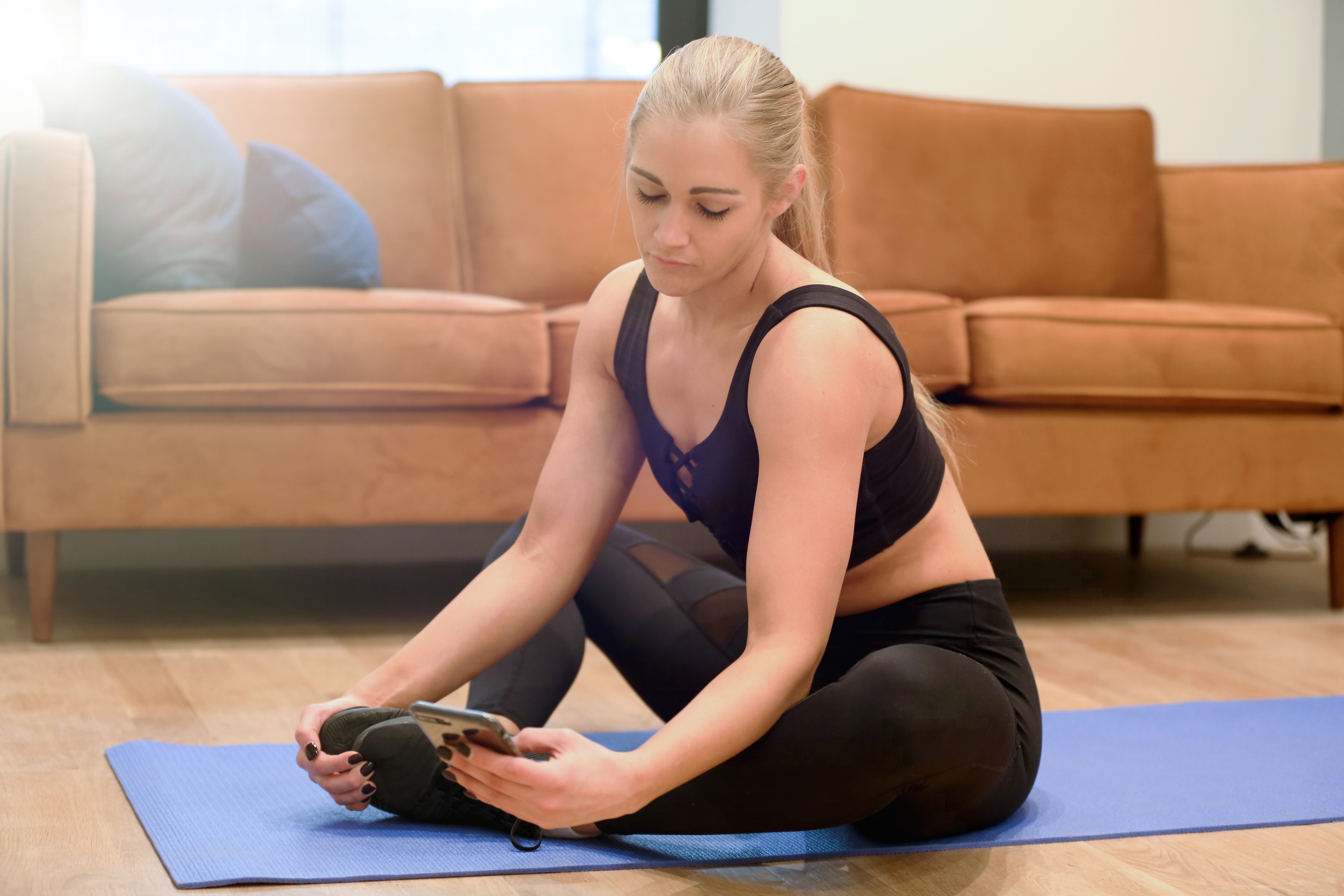 3 Steps To Setting Up The Perfect At Home Workout Space Aaptiv