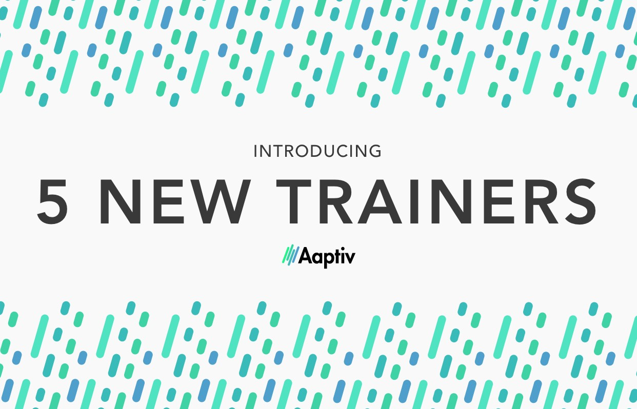 Meet your new aaptiv personal trainers aaptiv brand new voices to motivate you on aaptiv 1betcityfo Choice Image