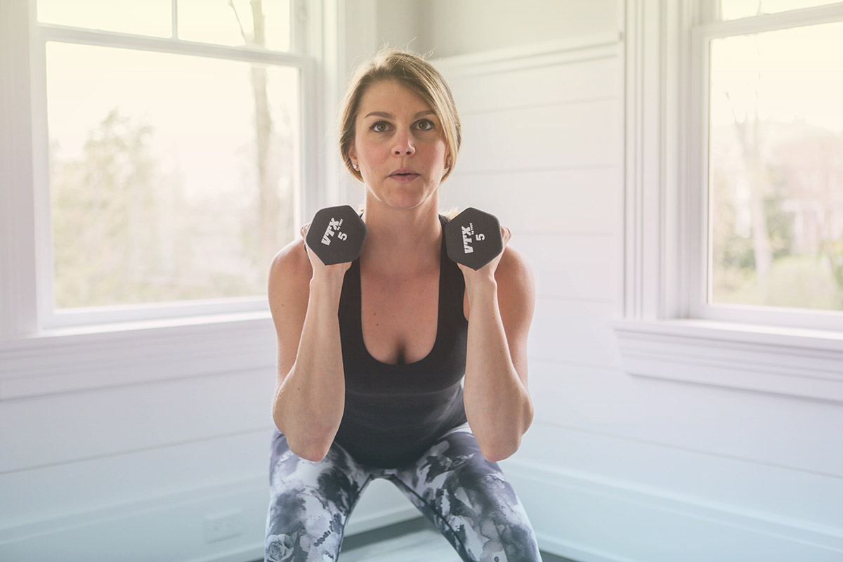 fitness women back to class program
