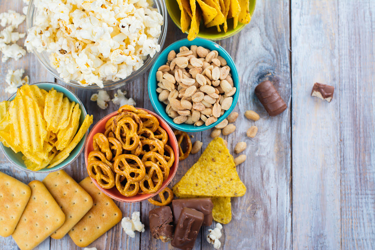 common cravings foods