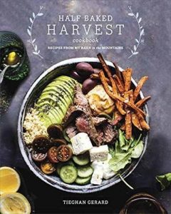 half baked harvest fall cookbook