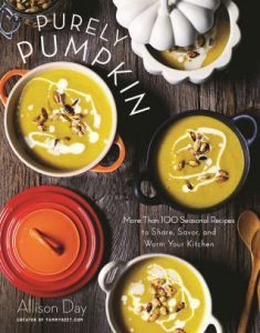 Purely Pumpkin fall cookbook