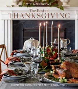 WS Thanksgiving fall cookbook