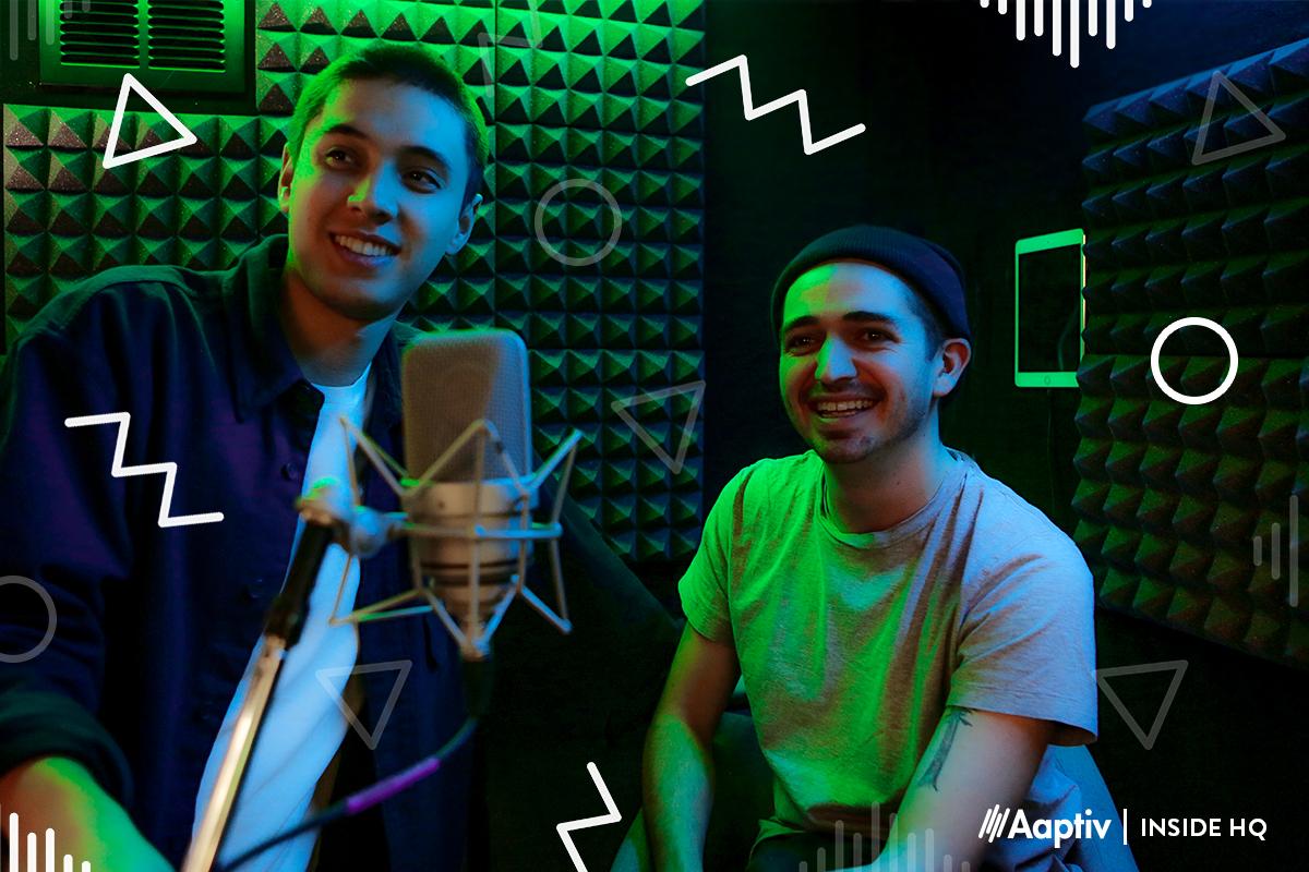 aaptiv audio team