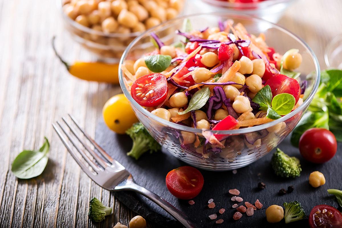 alkaline salad
