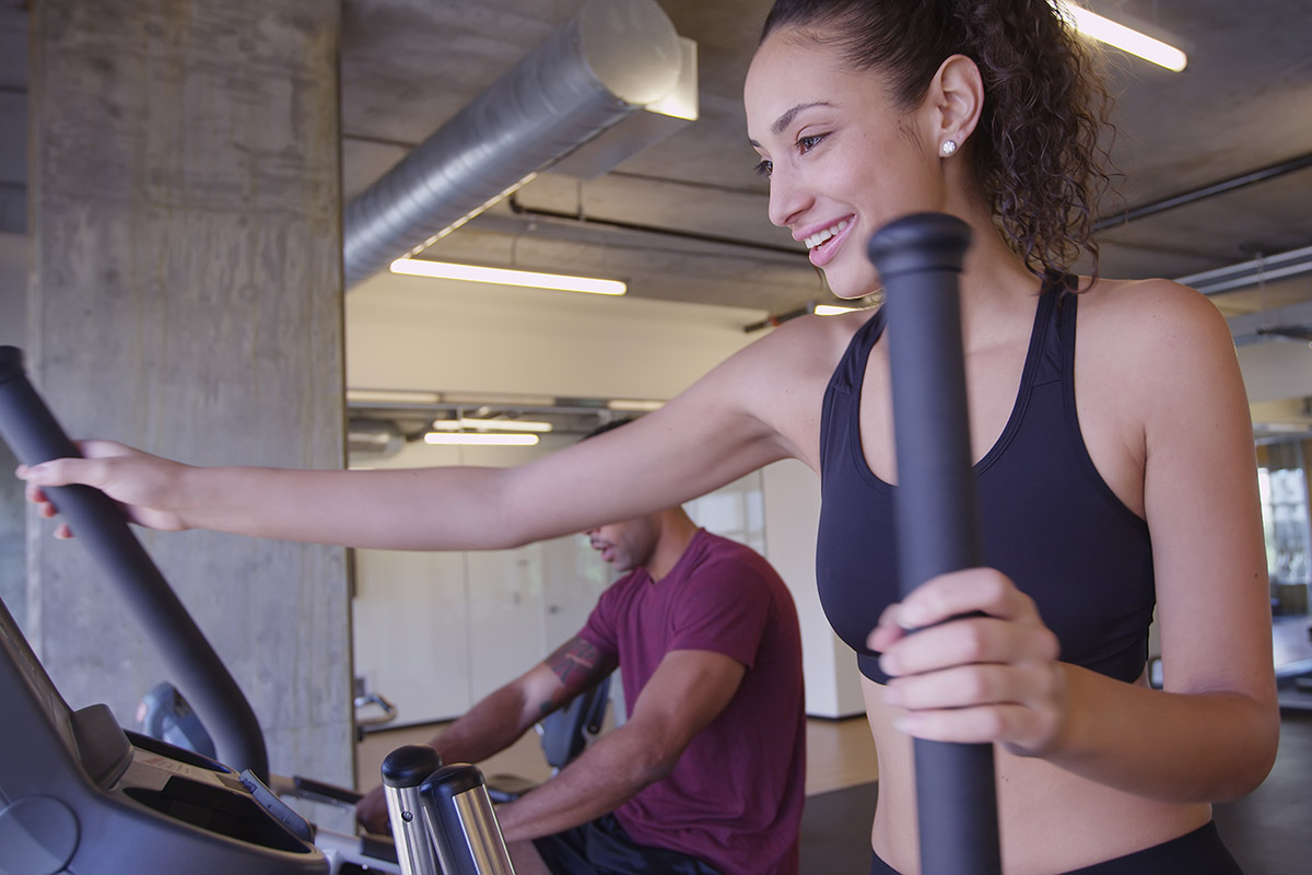Here's How to Burn More Calories on the Elliptical - Aaptiv