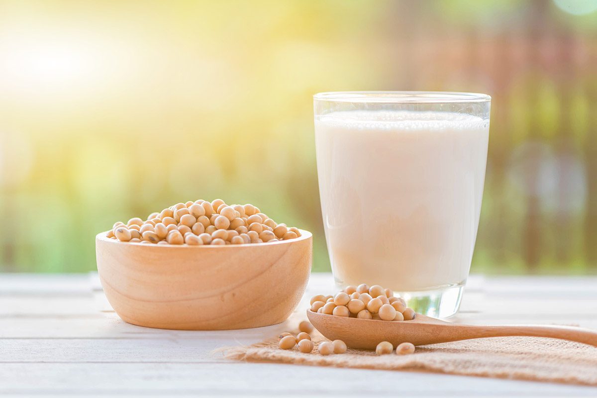 Soy milk: benefit or harm 30