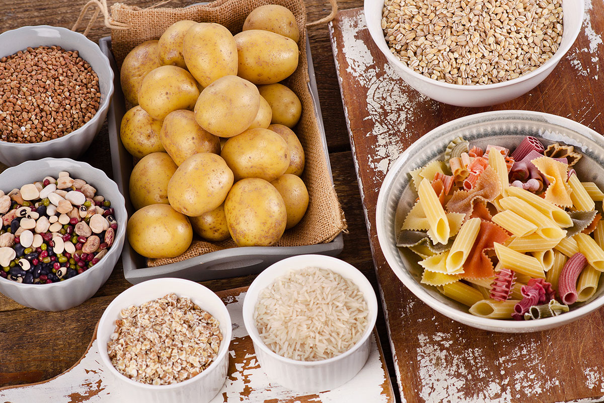 foods for carb cycling