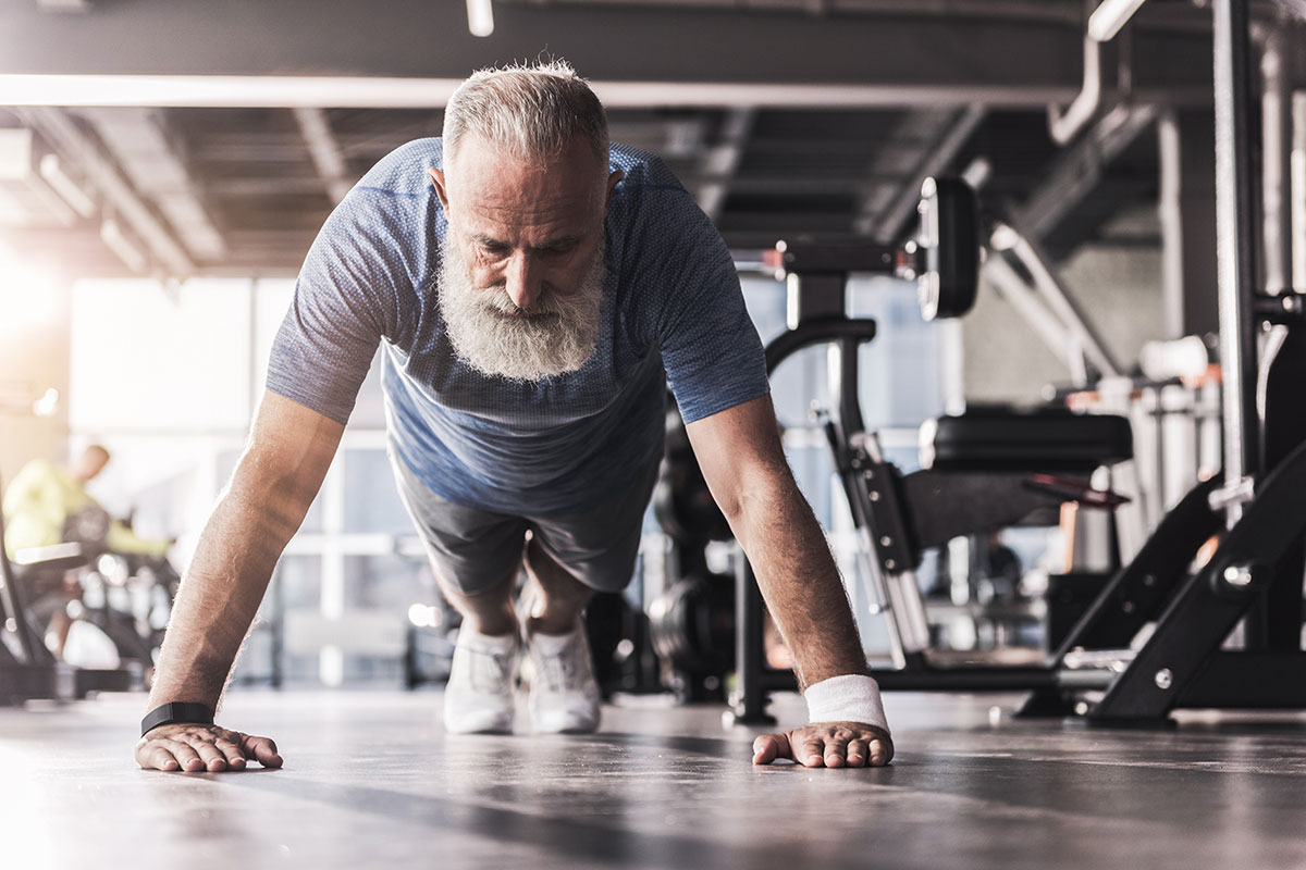 Can You Regain Muscle Mass After Age 50 Aaptiv