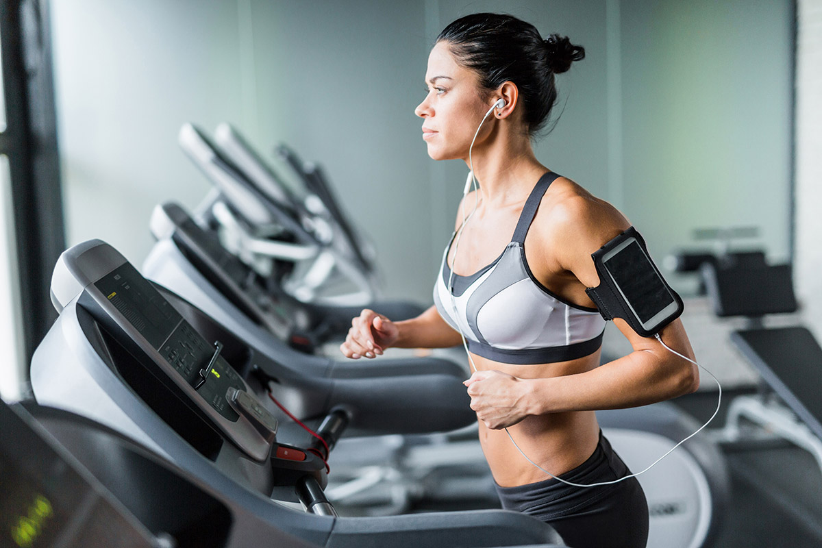 How To Transform The Treadmill Into A Full Body Workout