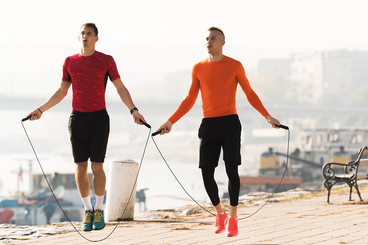 6 Ways Jumping Rope Can Help Runners