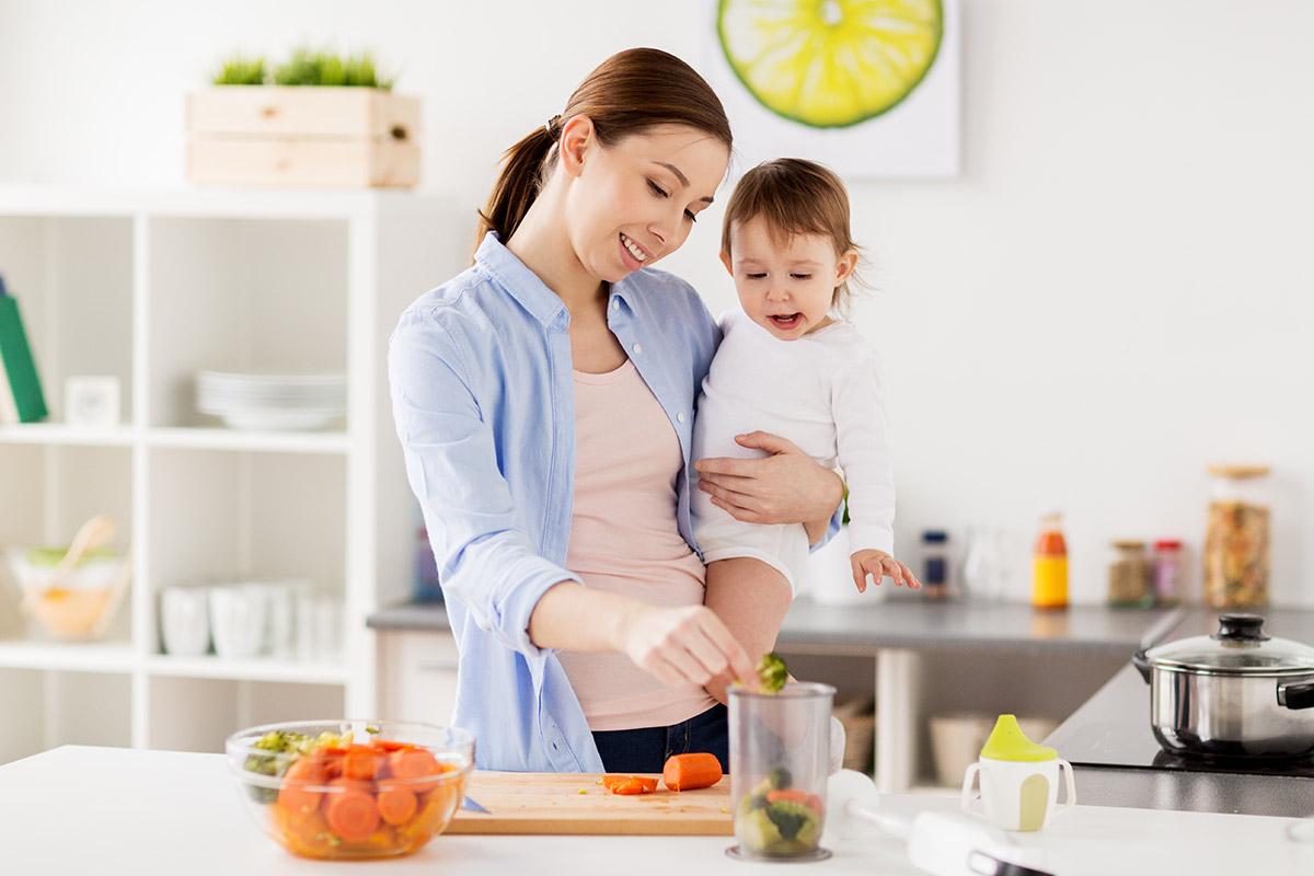 Best And Worst Foods To Consume After Having A Baby