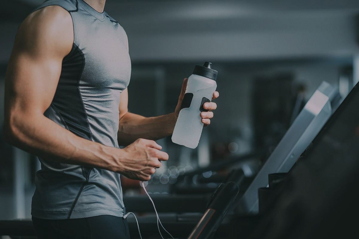 Image result for man doing cardio