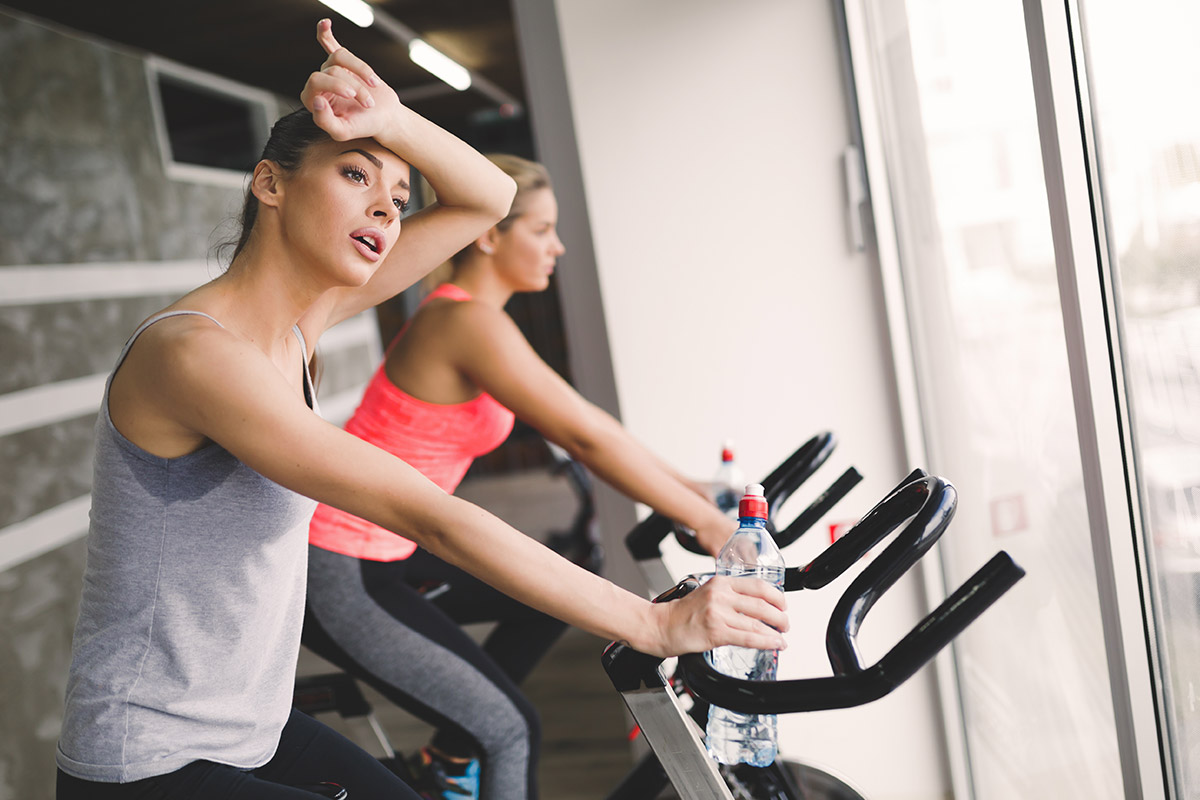 Why Cyclists Should Use Indoor Cycling to Train for Races ...