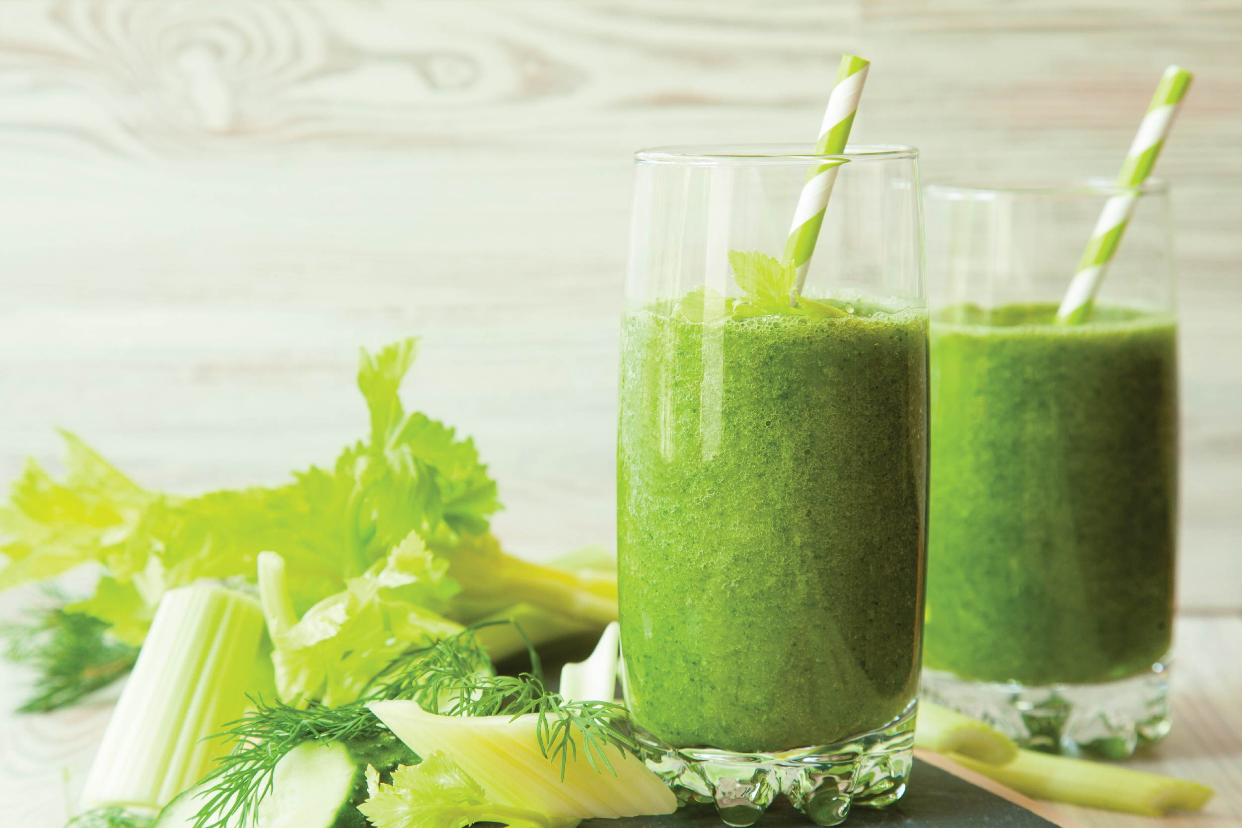 What's Up With Everyone Drinking Celery Juice Lately? - Aaptiv