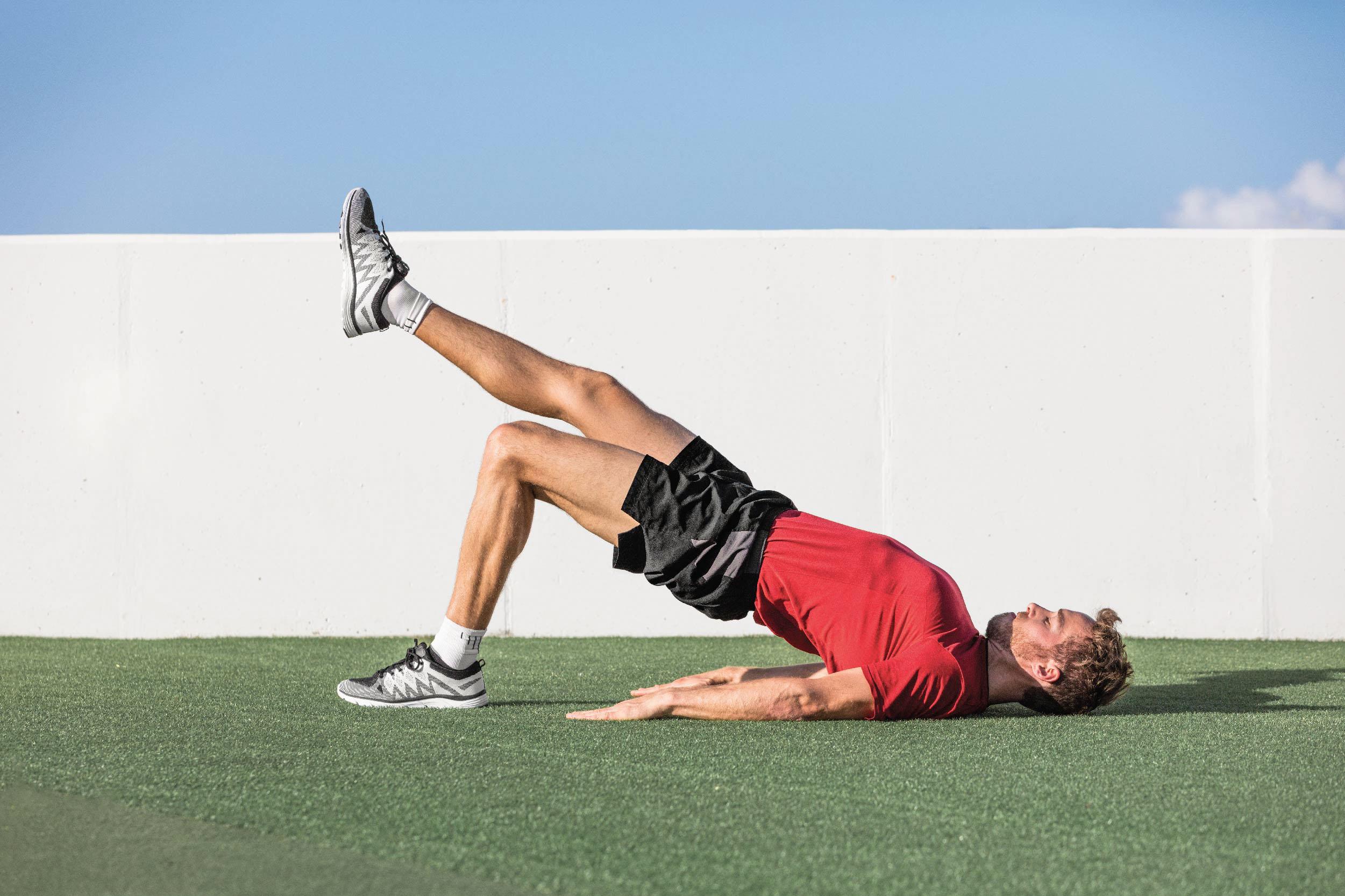 How to improve leg strength for running