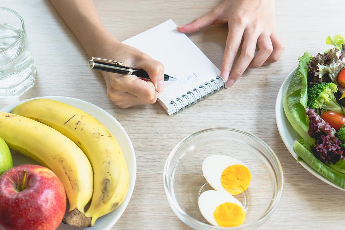 Похудеть снижая калории